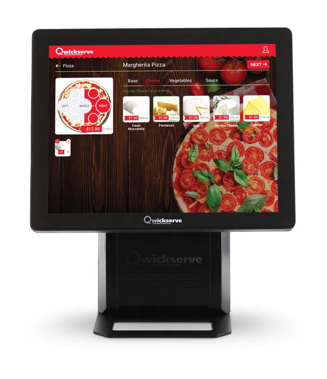 Self-Service-Ordering-Kiosk