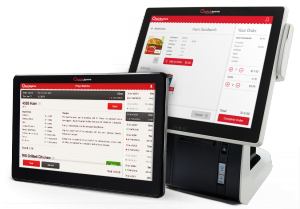 Qwickserve Made-to-Order Kiosk System