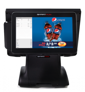 SmartPOS Retail POS System Customer Screen