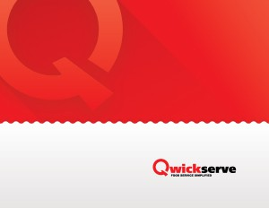 Qwickserve Made-to-Order Kiosk Solutions - Cover