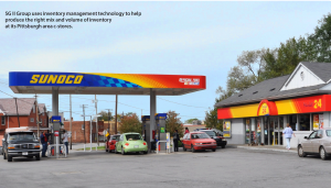 Sunoco Gas Station and Covenience Store -- SGII Group