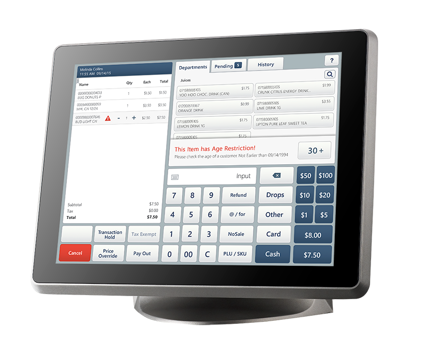 Smartpos 400 Best Point Of Sale For Retail