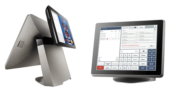 SmartPOS Hardware and Software POS System