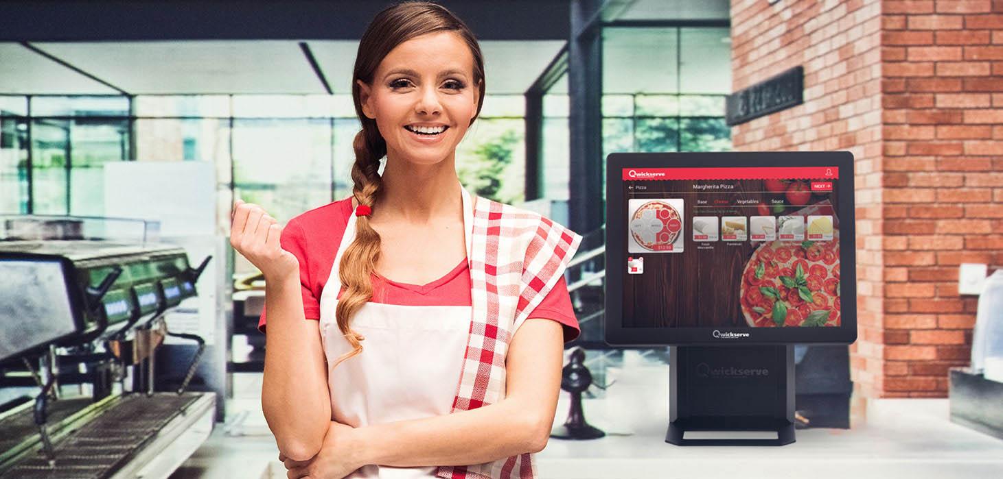 Soluciones de automatización de servicios de alimentos