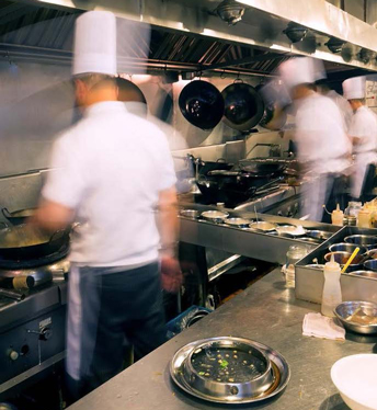 Restaurant management: controlling labor costs in foodservice
