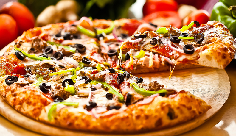 Specialty Food Retailer - Pizza Shop