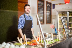 Restaurant technology automation; fast casual food prep