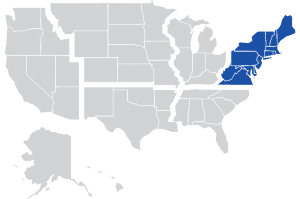 Northeast NACS Region