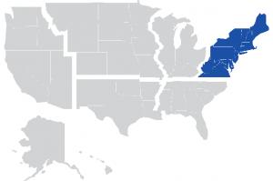 Northeast NACS Region