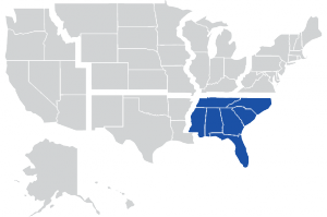 Southeast NACS Region