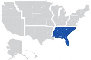 Southeast NACS Region