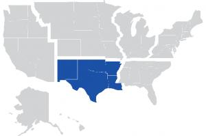 Southcentral NACS Region