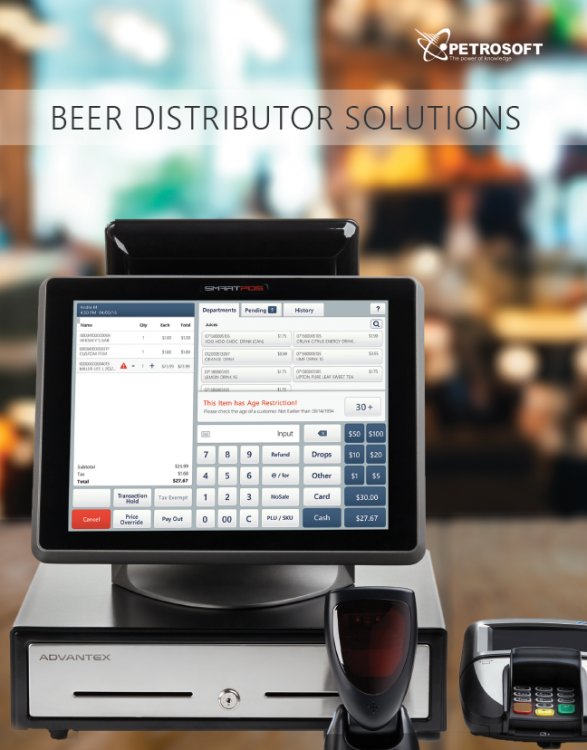 Beer Distributor Technology Solutions