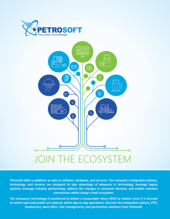 Petrosoft Technology Solutions Flyer