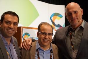 Hubert Williams, Connect VP at Maverik, Inc. with Eric Barnes, Senior Manager, Information Technology Engineering at Wawa and Vladik Rikhter, CEO at Zenput