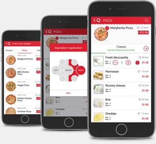 Qwickserve Mobile App
